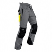 Pfanner Gladiator A Grey Chainsaw Trousers
