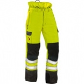 Pfanner Hi-Viz Yellow Chainsaw Trousers C