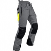 Pfanner Gladiator Class 2 A Chainsaw Trousers Grey