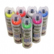 Distein Neon Tree Marking Spray Paint Cans
