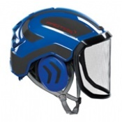 Protos Integral Arborist Helmet Blue/Grey