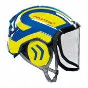 Protos Integral Arborist Helmet Blue/Yellow