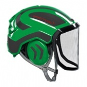 Protos Integral Arborist Helmet Green/Grey