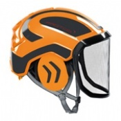 Protos Integral Arborist Helmet Orange/Grey
