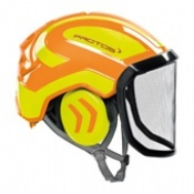Protos Integral Arborist Helmet Orange/Yellow