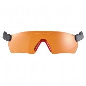Protos Integrated Safety Glasses Amber