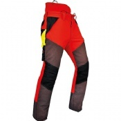 Pfanner Kevlar Extreme Red Chainsaw Trousers