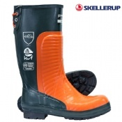 Skellerup Forestry Chainsaw Wellington Boots