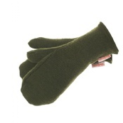 Woolpower Mittens 400 Green