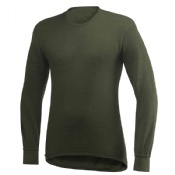 Woolpower Crewneck 200 Green