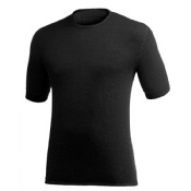 Woolpower Tee 200 Black
