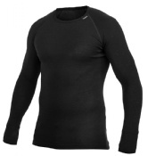Woolpower Crewneck LITE Black
