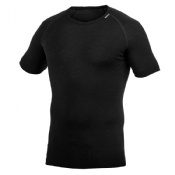 Woolpower Tee LITE Black