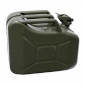 10 Litre Steel Jerry Cans