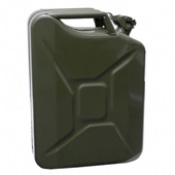 20 Litre Steel Jerry Cans