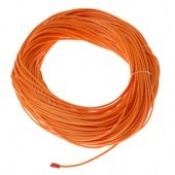 New England Dyna Glide Throwline Orange