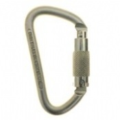 DMM 12mm Offset D Steel Carabiners
