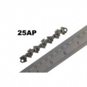 Oregon 25AP025E Micro Chisel Chainsaw Chains