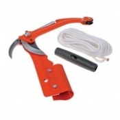 Bahco Bypass Top Pruner - Double Lever Action
