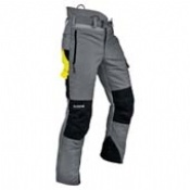 Pfanner Ventilation A Chainsaw Trousers Grey
