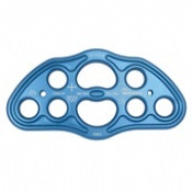 DMM Medium Bat Rigging Plate Blue