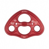 DMM Small Bat Rigging Plate Red