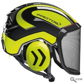 PTS-205000-10-312 Protos Arborist Black Yellow