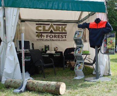 Clark Forest at Arb Show 2011