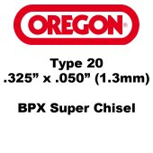 Oregon Type 20 Chains