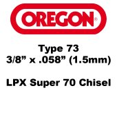 Oregon Type 73LPX Chains