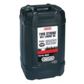 Oregon 2 Stroke Oil in 25 Litre Drums
