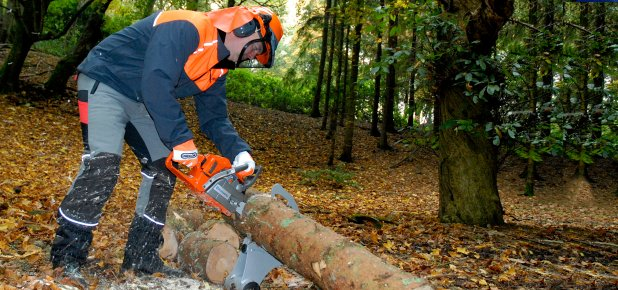 Chainsaw Safety Clothing and Protection