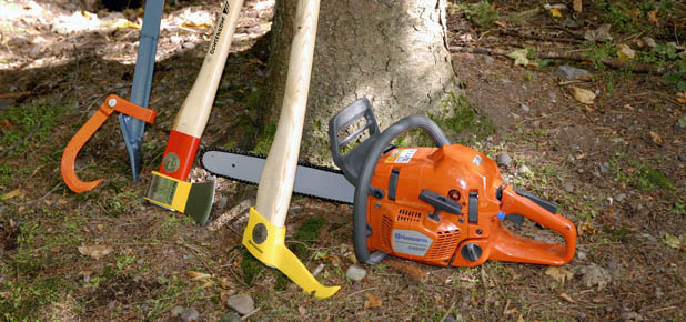 Forest & Garden Equipment