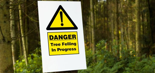 Forestry Warning Signs