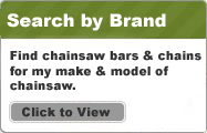 Find chainsaw bars and chains by the make and model of your chainsaw.