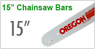 15inch Chainsaw Bars