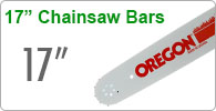 17 inch Chainsaw Bars