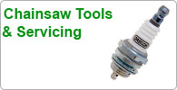 Chainsaw Tools & Servicing Equipment