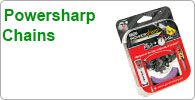 PowerSharp Chainsaw Chains