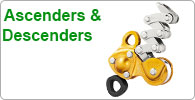 Shop for Arborist's Ascenders and Descenders