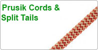 Shop for Arborist's Prusik Cords and Split Tails