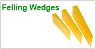 Shop for Arborist's felling wedges