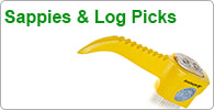 Shop for Arborist's sappies and log picks