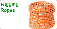 Shop for Arborist's rigging and bull ropes