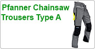 Pfanner Chainsaw Trousers Type A