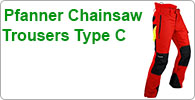 Pfanner Chainsaw Trousers Type C
