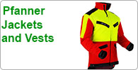 Pfanner Jackets and Vests