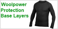 Woolpower Protection Base Layers