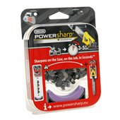 PowerSharp Chainsaw Chains in Retail Packaging